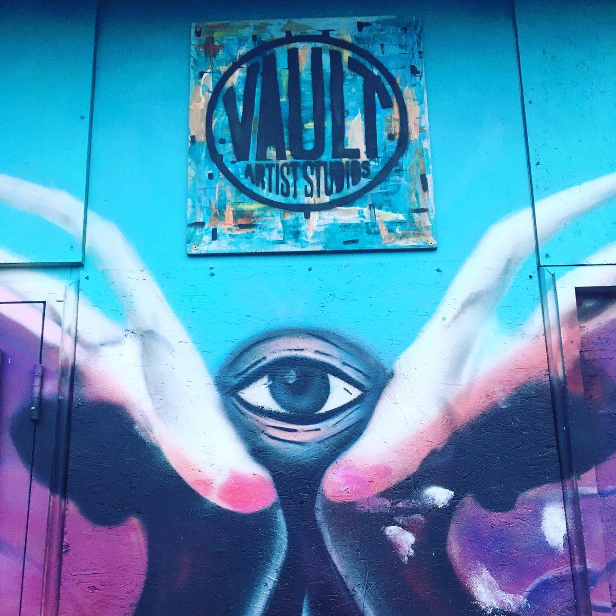 test Twitter Media - I love the creativity in Belfast 😍 @VaultArtistsNI #ArtsMatterNI #YourBelfast https://t.co/DpOOo1rusN