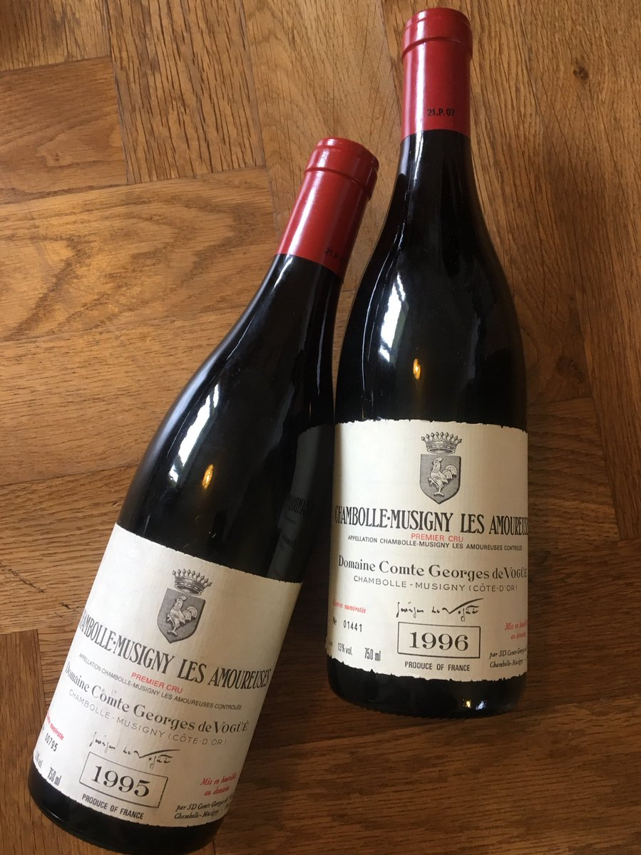 Sometimes great vineyards and great vineyard names go hand in hand. Nowhere this is more true than Chambolle's great 1er Cru 'Les Amoureuses' - 'The Lovers' is stuff of legends. #chambollemusigny #1ercru #lesamoureuses #comtedevogue #burgundy #finewines #ontradespecialistpic.twitter.com/BK9B1V54iZ