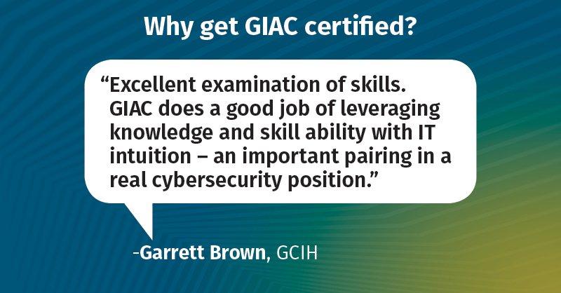 Giac Certifications Certifygiac Twitter