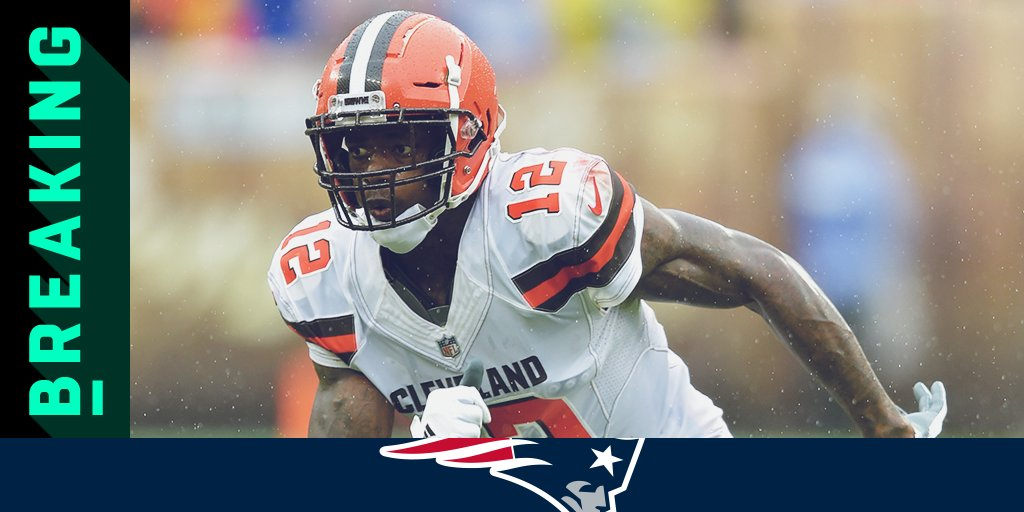 Browns agree to trade @JOSH_GORDONXII to @Patriots: https://t.co/peTy2PLgTq (via @RapSheet) https://t.co/OopiFStrSW