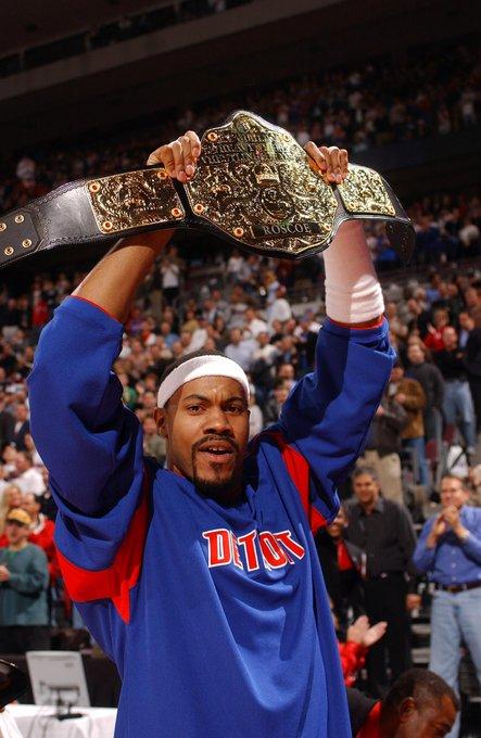 4x All-Star. NBA champion. One of a kind.   Happy Birthday, Rasheed Wallace!