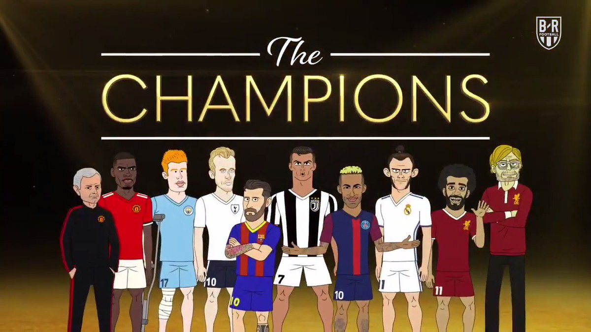 What happens when the world's most elite footballers and their managers live together under one roof?  🌟This is The Champions: Episode 1 🌟