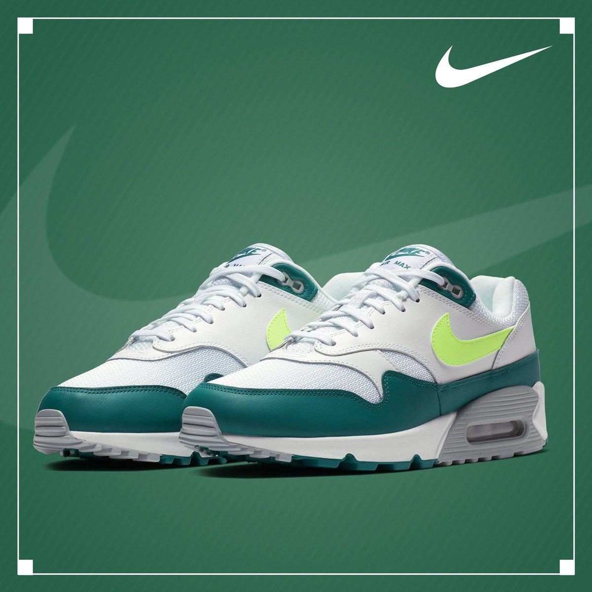 Men's Nike Air Max 901 Spruce Lime AJ7695 103 WhiteLime