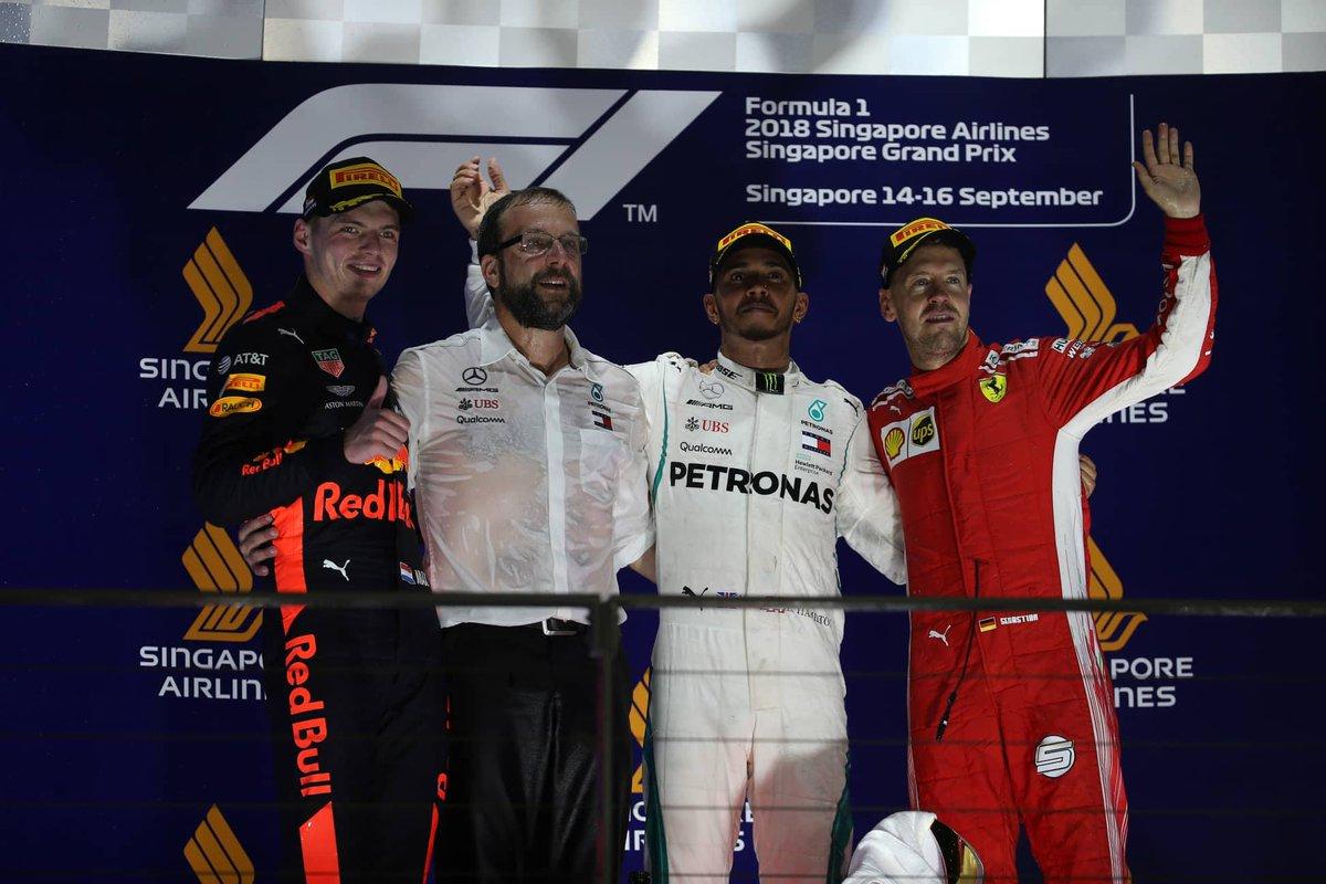 #F1 | Pagelle #SingaporeGP  – Hamilton più veloce anche della noia, Verstappen solido, la Ferrari non c'è - https://bit.ly/2pgmLmAdi @antorendina  - Ukustom