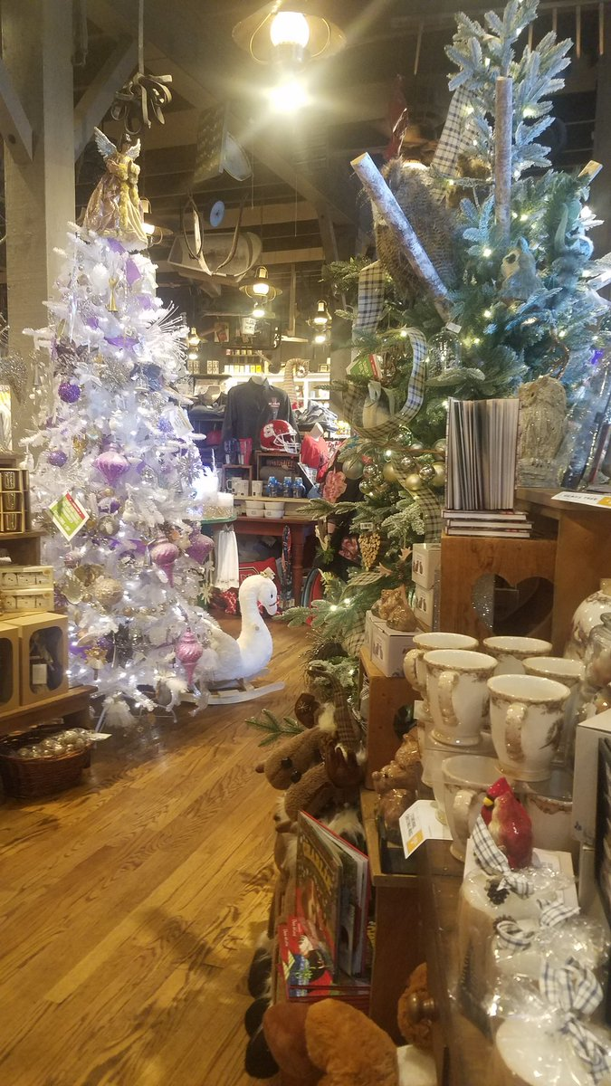 christmas trees are now for sale at cracker barrelin september httpstcof4w8qlr3ff