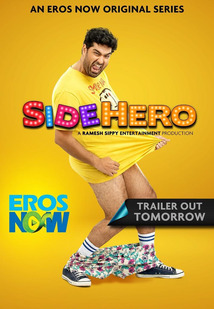 Image result for SideHero - An Eros Now Original