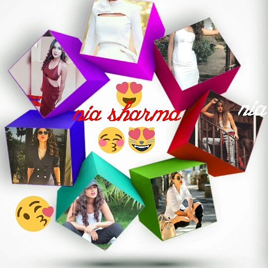 Happy birthday my princess nia sharma