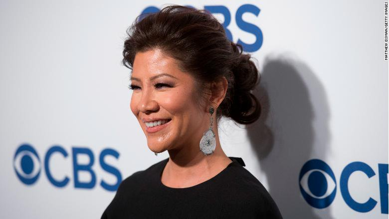 Julie Chen is stepping down from 'The Talk' on CBS, one week after her husband Les Moonves left the CBS Corporation under pressure, sources say. She'll will stay on CBS' 'Big Brother.' https://t.co/GOHwS0EvIR