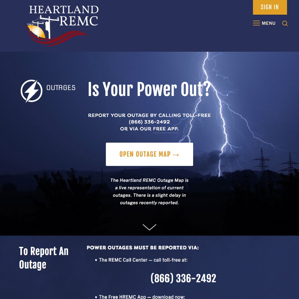 Reportyouroutage Hashtag On Twitter