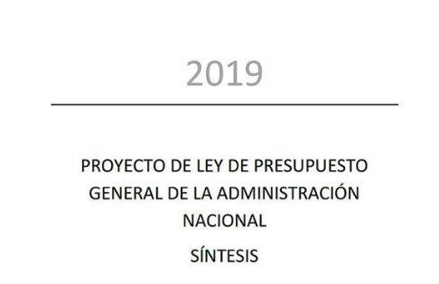 [HOY] en @telefenoticias @vporce con todo lo que tenés que saber del Presupuesto 2019 y la cotización del dólar [A las 20] Foto