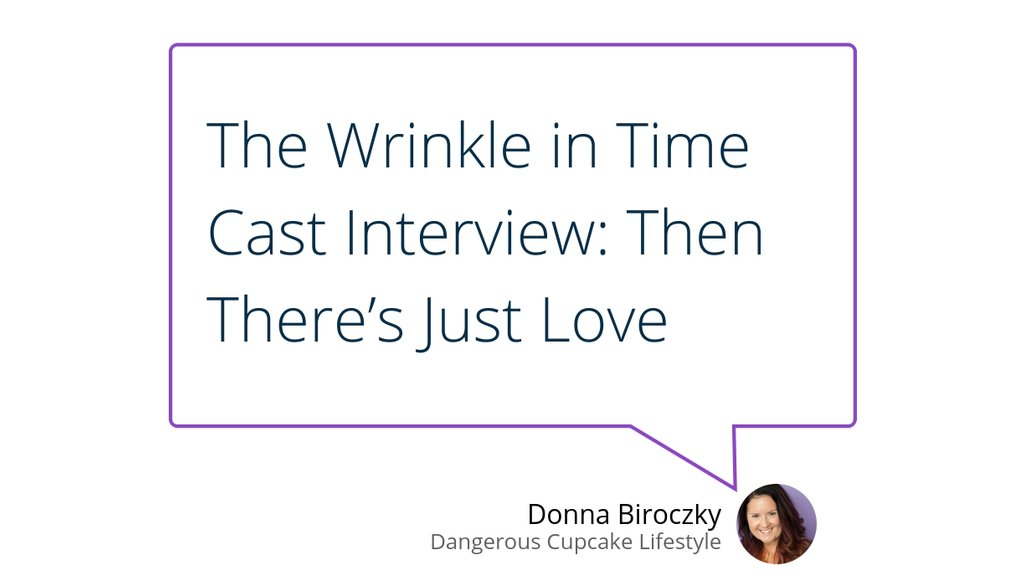 Everyone loves Chris Pine, Mindy Kaling, Reese Witherspoon and of course, Zach Galifianakis, but mention Oprah and the eyebrows raise. goo.gl/KgwbxF #ad #wrinkleintime #Disney #OprahWinfrey