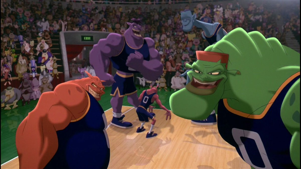 Rochelle Norlund On Twitter I Hope The Monstars Will Come Back