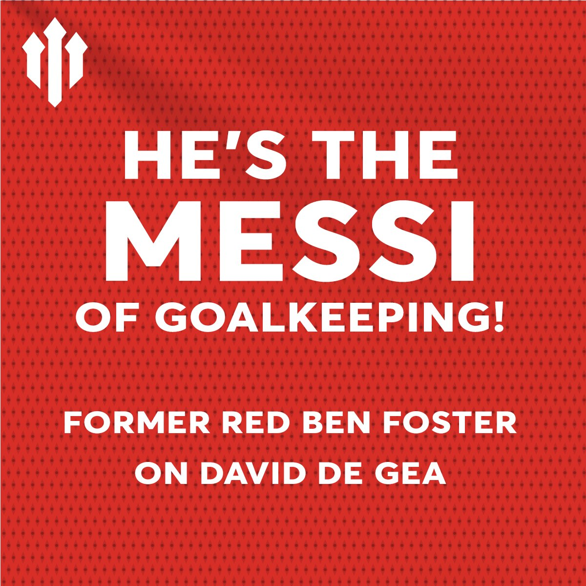 Ben Foster on Spanish Dave! 🙌#MUFC