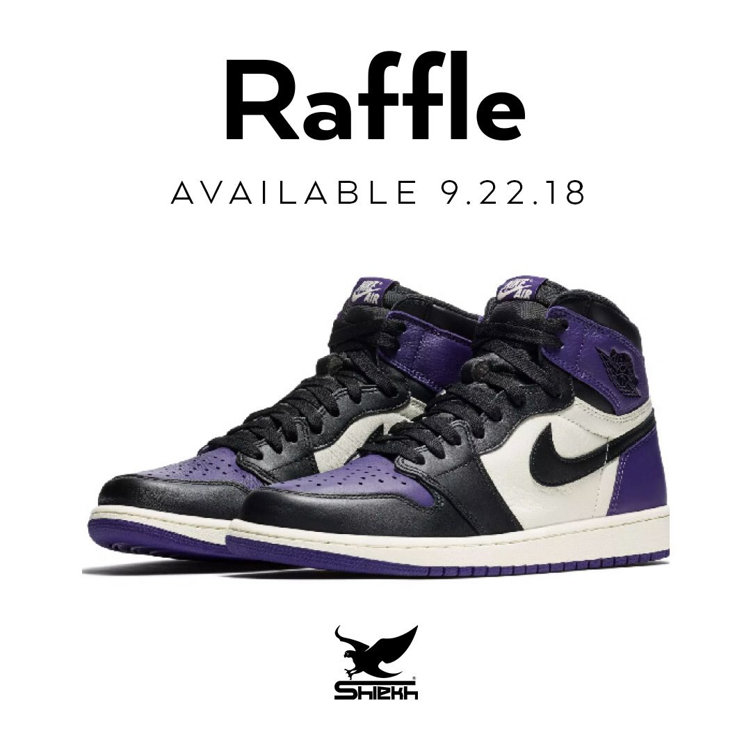 Shiekh On Twitter These Air Jordan Retro 1s Drop In Court