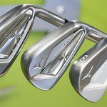 Image for the Tweet beginning: The @MizunoGolfNA #JPX919 irons are