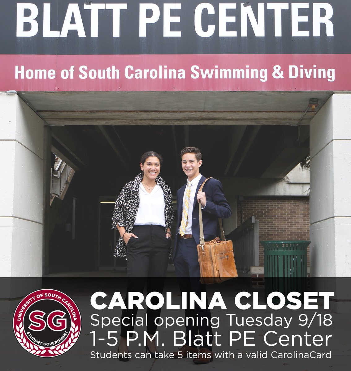 The Carolina Closet Will Have A Special Opening TOMORROW. Get Your Business  Attire In Preparation For The @moore_school Business Expo On 9/19.