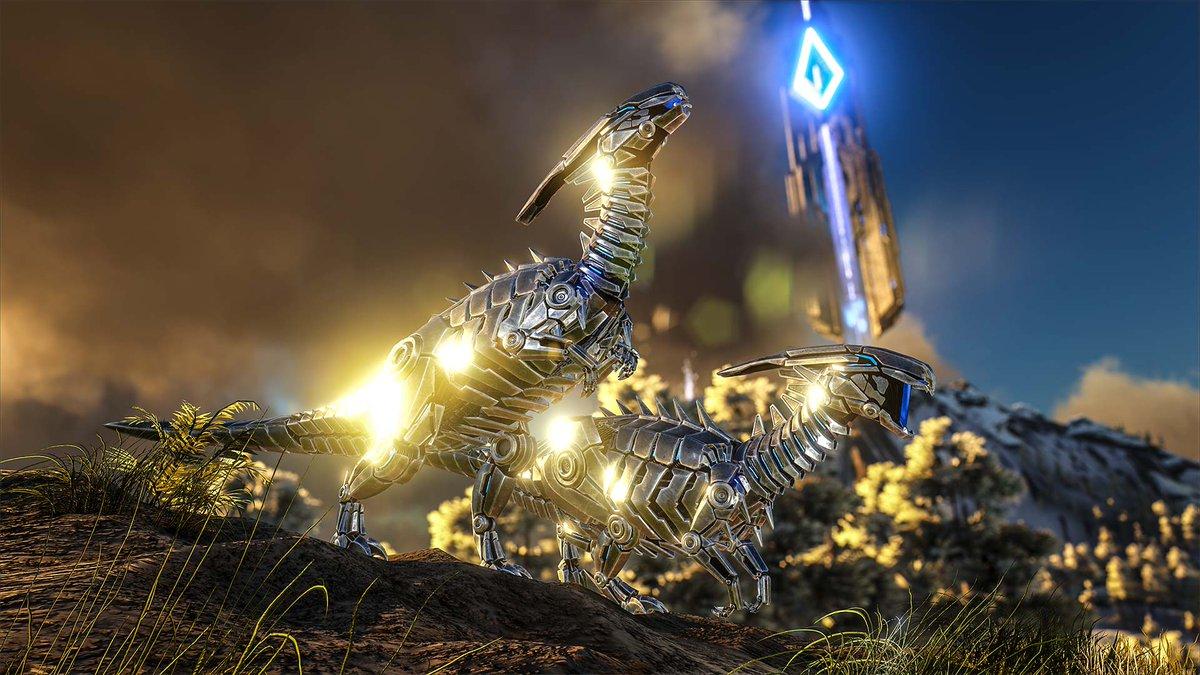 Community Crunch 149: Extinction Chronicles IV! survivetheark.com/index.php?/art… #playARK