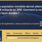 Image for the Tweet beginning: 🌏On vous donne RDV le