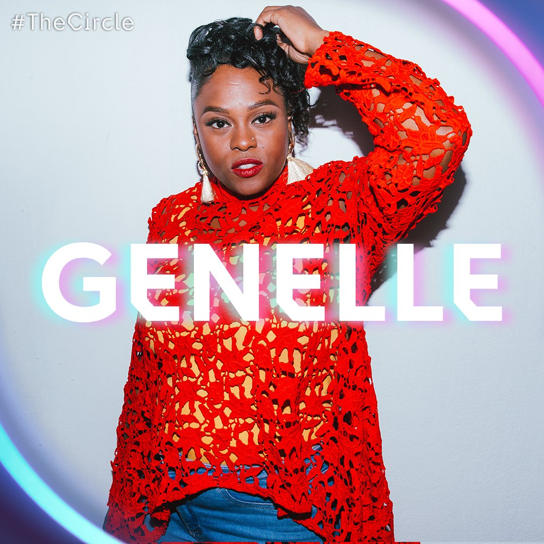 The Circle On Twitter Meet Genelle Age 31 From London Profile A New Mum Who Will Be Bringing Her 6 Month Old Daughter Into The Game Thecircle Https T Co Qknsi30kx9