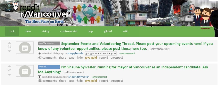 the r vancouver mods who got caught running a racially tinged smear