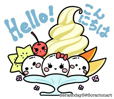 """Hey there! I made LINE stickers! In Japanese with English. There are Japanese sweets """"Shiratama"""" XD   https:// line.me/S/sticker/4478 286 &nbsp; … <br>http://pic.twitter.com/YRcADtSnCm"""