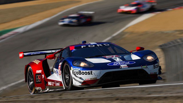 The Fordperformance Fordgt Race Car Will Be Making Its Australian Debut At The Vasc Bathurst With Sydney Born Ryan_briscoe Taking The Wheel