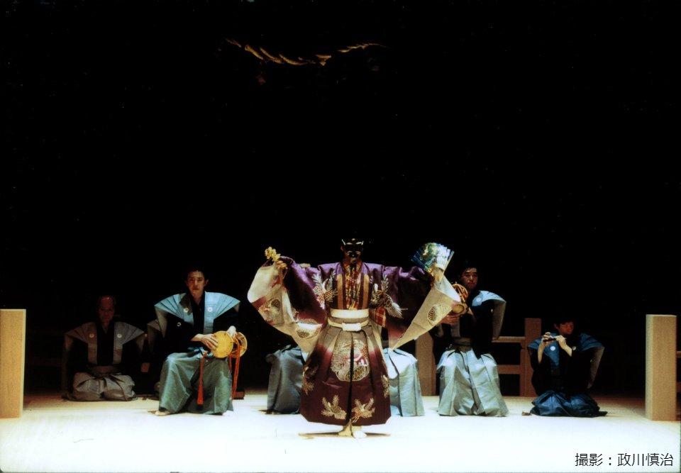 【メディア情報】世田谷パブリックシアター芸術監督である野村萬斎の特集番組がWOWOWで放送されること