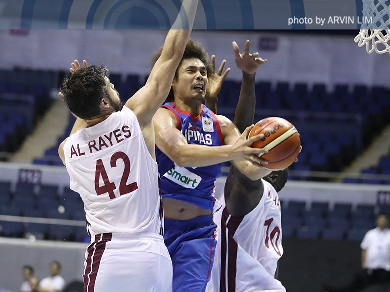 Japeth Aguilar Buwis Buhay Buwis Tuck-in
