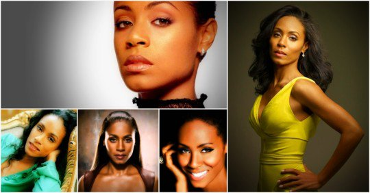 Happy Birthday to Jada Pinkett Smith (born September 18, 1971)