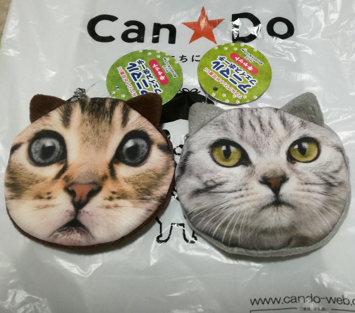test ツイッターメディア - お久しぶりです??今日は久しぶりにキャンドゥへお買い物に。入口で陶器のハロウィン黒猫ちゃん発見?そしてこちらでも猫ちゃん顔のお財布も発見してゲットしてきました??     #キャンドゥ  #ハロウィン https://t.co/YCvBxY5a0N