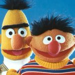 Bert and Ernie Twitter Photo