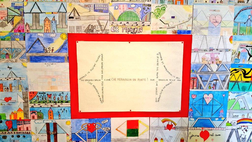 Il Ministro @bussetti_marco in visita a #Genova dove Miur, Regione #Liguria, Comune e Città Metropolitana di #Genova stanno supportando famiglie, studenti, comunità coinvolte dal crollo del #PonteMorandi per garantire un sereno avvio di #annoscolastico. #GenovanelCuore  - Ukustom