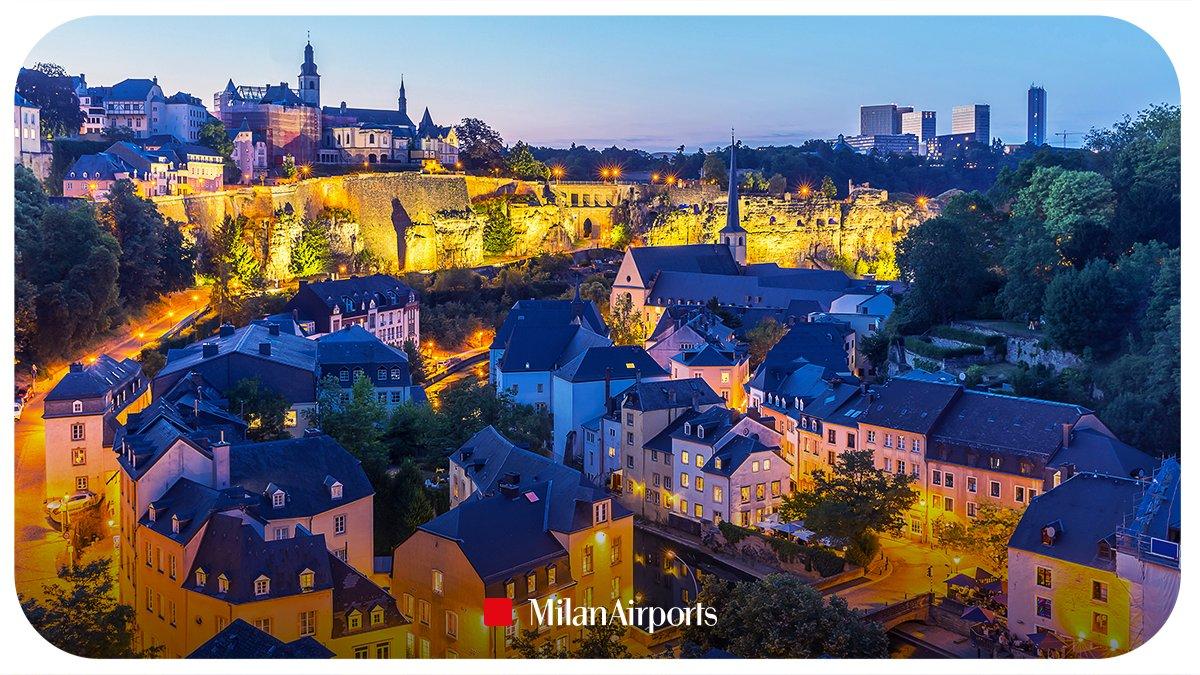 Angoli incantevoli e castelli fiabeschi: in poco più di un'ora puoi raggiungere #Lussemburgo da #Malpensa.  - Ukustom