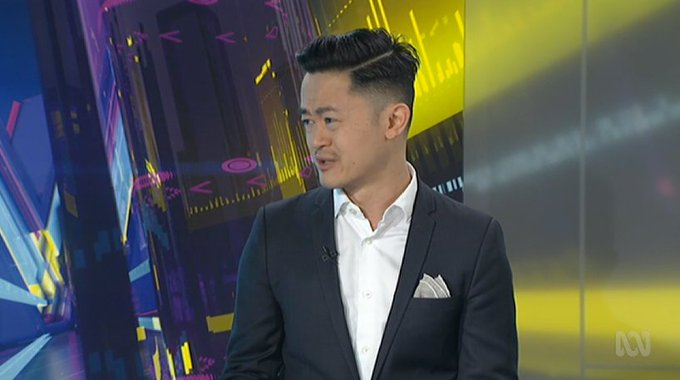 """""""90% of intellectually disabled women in Australia have endured and experienced sexual abuse. The fact we know that and that has been documented and very little action has been taken to address that - I mean that screams of a state of emergency."""" @mrbenjaminlaw #auspol #TheDrum Photo"""