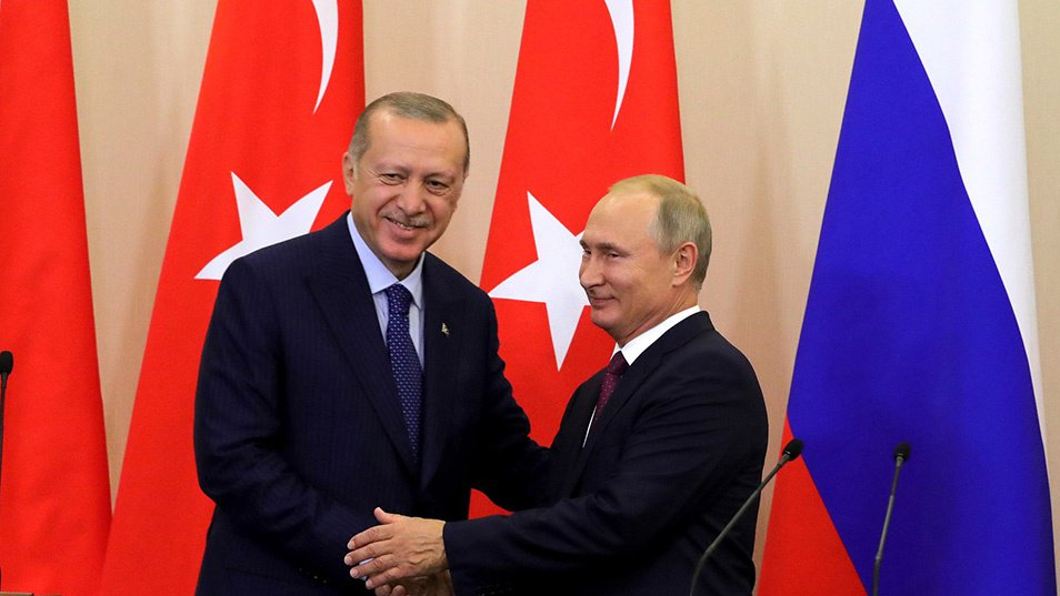 Erdogan and Putin agree on demilitarized zone in Syria's Idlib, 'radical' rebels required to withdraw by Oct. 15 https://t.co/KknxWacZi3