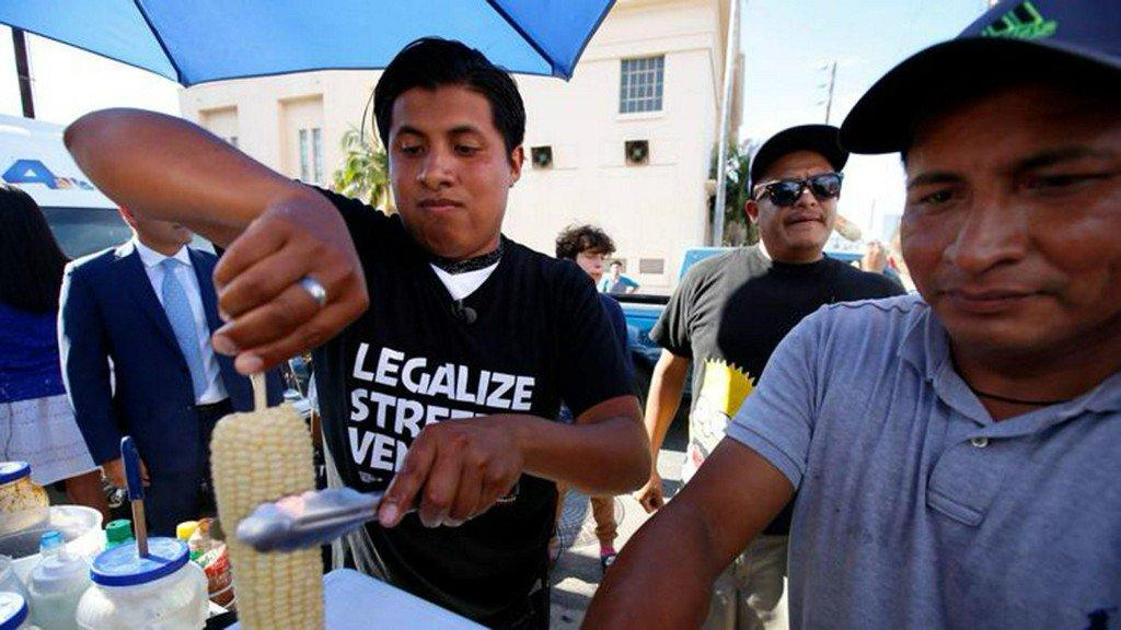 Gov. Brown Signs Bill Legalizing Street Vending in California https://t.co/kvX5ZHY1hB