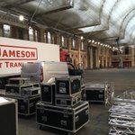 Image for the Tweet beginning: Today's venue Ally Pally, @rjamesonevents
