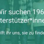 Image for the Tweet beginning: Wir möchten mit unserer betterplace-Aktion