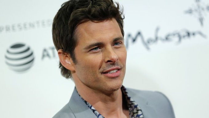 Happy birthday James Marsden,who turn 45 years today  Actor | Soundtrack