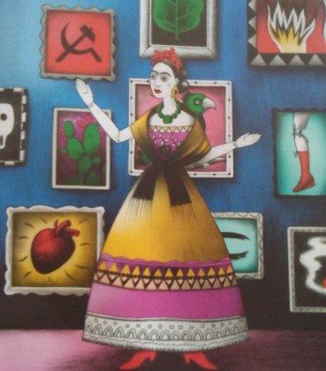 """""""Frida Kahlo and the birth of Fridolatry"""", articolo di @ValeriaLuiselli sul Guardian, ripreso da Internazionale col titolo """"Il mito coloniale di #FridaKahlo"""" #iconapop https:// www.theguardian.com/artanddesign/2018/jun/11/frida-kahlo-fridolatry-artist-myth  - Ukustom"""