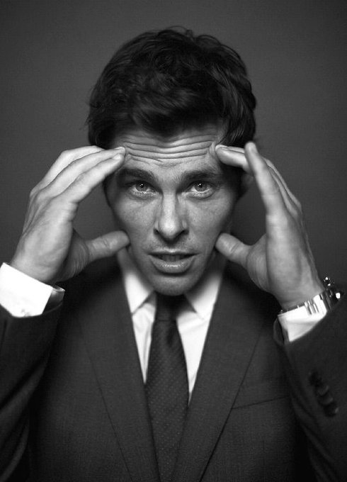 Happy birthday, James Marsden!