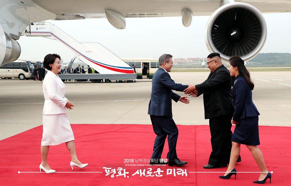 South-North Korea