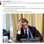 Aznar Twitter Photo
