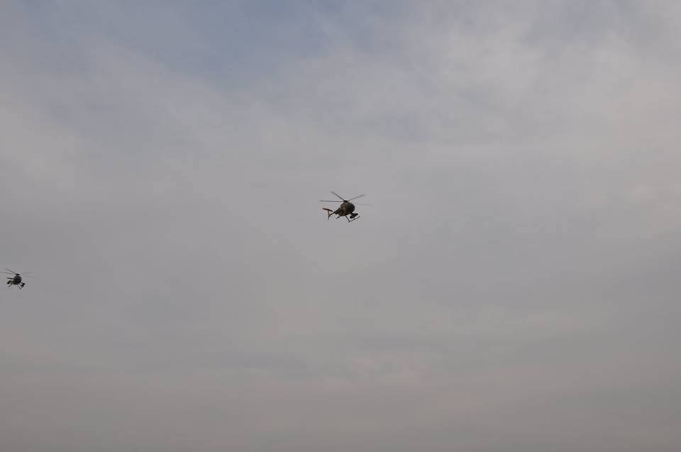 30 insurgents killed, 8 wounded and some weapons and ammunition were destroyed in ANA airstrikes in Jalrez district of Wardak Province.