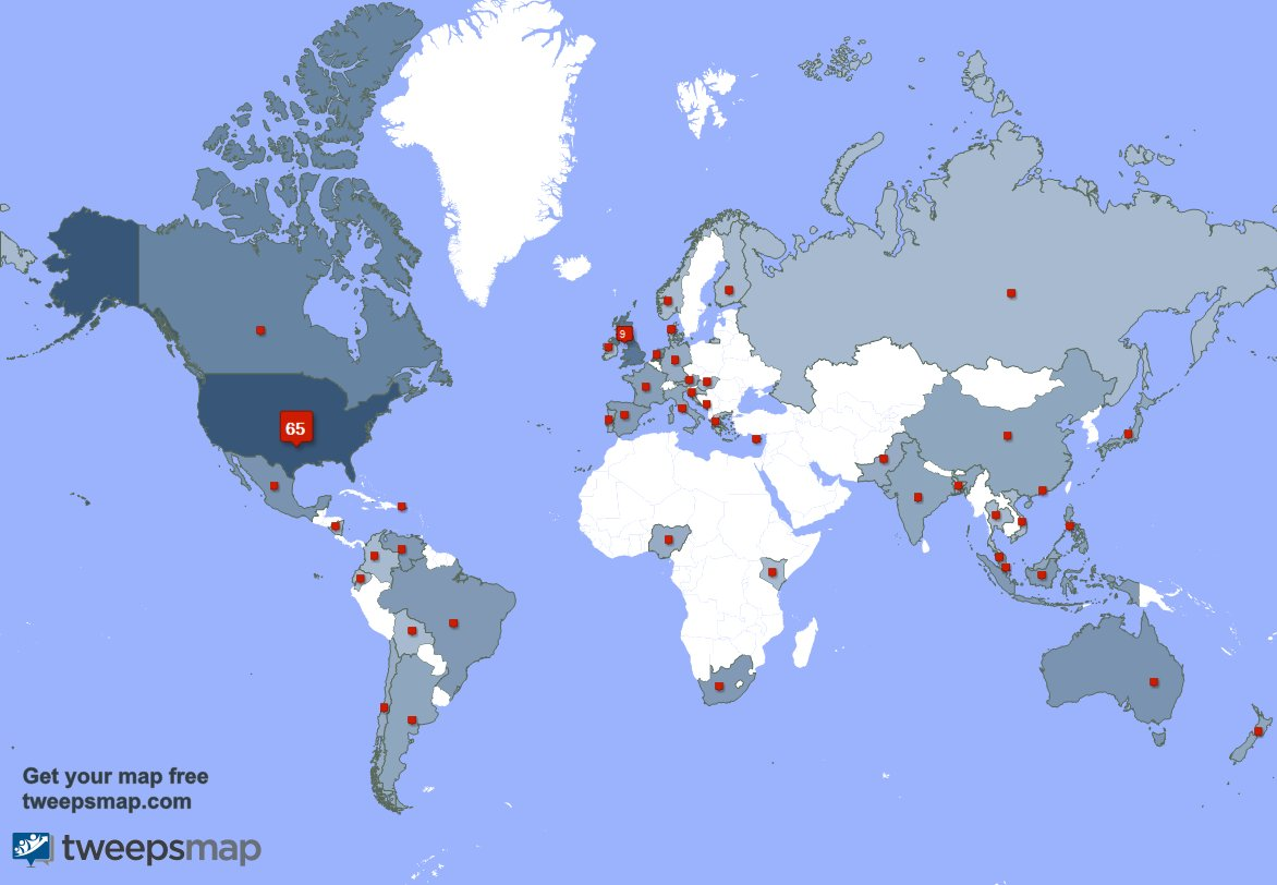 I have 13 new followers from USA, and more last week. See https://t.co/kyQWYc9ggz https://t.co/goGytzXNIb
