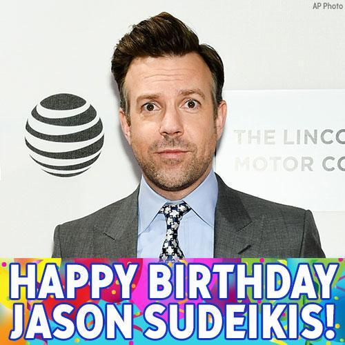 Happy Birthday to alum Jason Sudeikis!