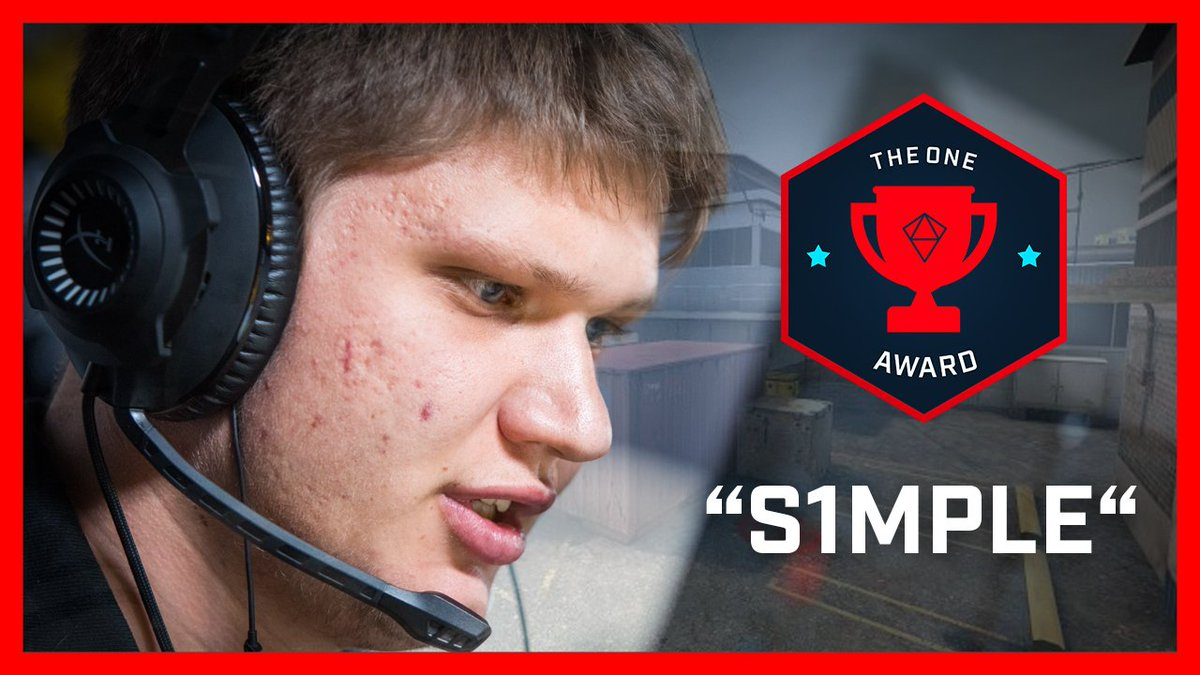 Does @s1mpleO own the magic stick at #ESLOne New York 2018? YOU decide in this weeks #OneAward! 👇📽️👇 esl.gg/VoteTheOneNY