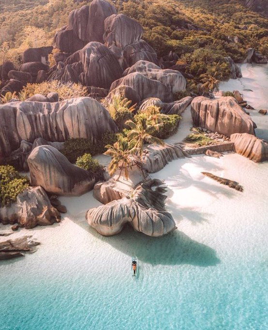 We can't stop dreaming of the Seychelles #TravelTuesday Photo