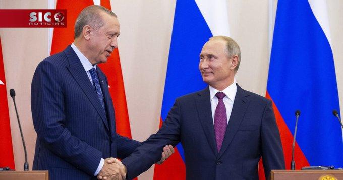 Rússia e Turquia vão criar zona desmilitarizada em Idlib Photo