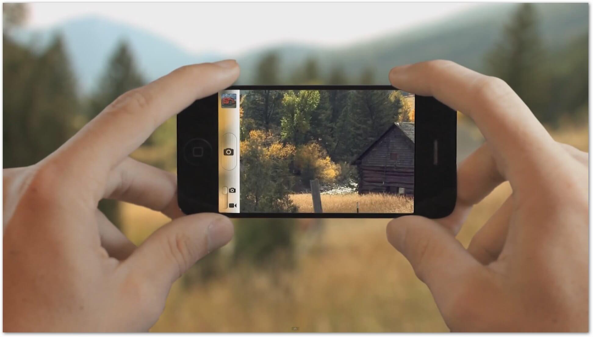 Как вставить фото в картинку на телефоне, телефон цветы темном